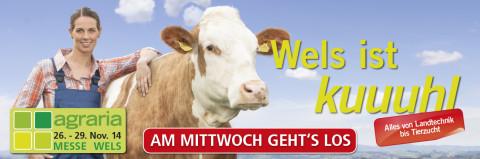 HEBA - Reifen in Mistelbach bei Wels auf der Agraria Messe Wels