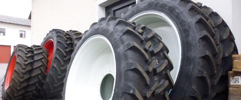 Pflegereifen bei HEBA - Reifen in Mistelbach bei Wels