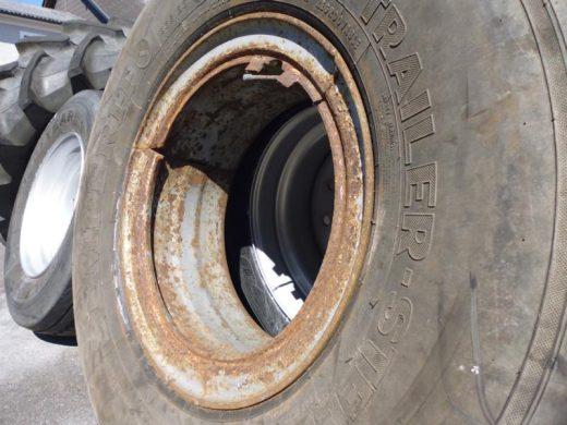 Trilex-Felge bei HEBA - Reifen in Mistelbach bei Wels