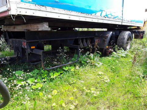 Tandemanhänger Fahrgestell bei HEBA-Reifen in Mistelbach bei Wels