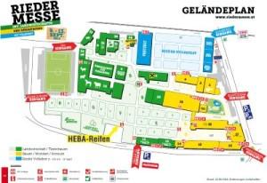 RIEDER MESSE // 9 - 13. September 2015 - Int. Landwirtschafts- & Herbstmesse mit HEBA-Reifen aus Mistelbach bei Wels
