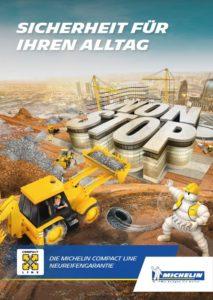 Michelin Compact Line Aktion bei HEBA-Reifen in Mistelbach bei Wels
