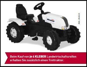 Kleber Frühjahrsaktion bei HEBA-Reifen in Mistelbach bei Wels