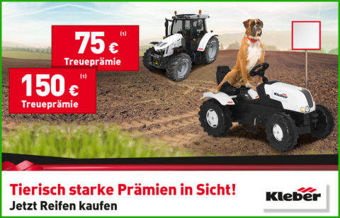 Kleber Reifen Frühjahrsaktion bei HEBA-Reifen in Mistelbach bei Wels