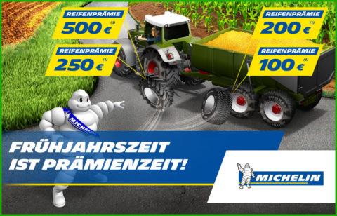 Michelin Frühjahrsaktion bei HEBA-Reifen in Mistelbach bei Wels