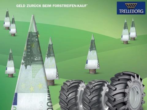 Trelleborg Astreine Aktion bei HEBA-Reifen in Mistelbach bei Wels
