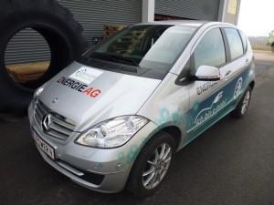 Reifen für Elektroauto bei HEBA-Reifen in Mistelbach bei Wels