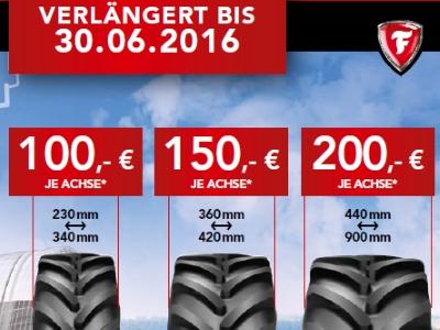 Firestone Reifenbreite Aktion bei HEBA-Reifen in Mistelbach bei Wels
