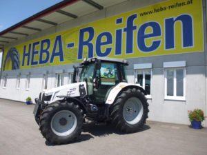 Kleber Traktor-Gewinnspiel bei HEBA-Reifen in Mistelbach bei Wels