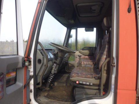 Iveco ML 75 Kastenwagen bei HEBA-Reifen in Mistelbach bei Wels