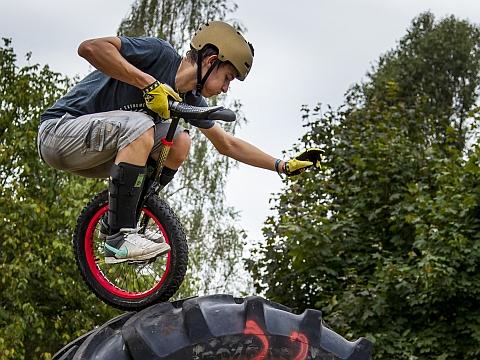 Gebrauchtreifen für Einrad Trial von HEBA-Reifen in Mistelbach bei Wels