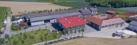 HEBA-Reifen in Mistelbach bei Wels auf der Agraria 2016