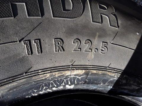 LKW-Reifen 11R22.5 bei HEBA-Reifen in Mistelbach bei Wels