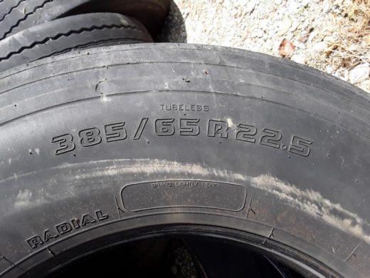 LKW-Reifen 385/65R22.5 bei HEBA-Reifen in Mistelbach bei Wels