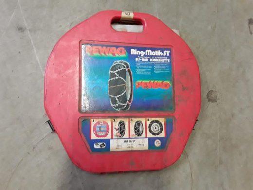 Schneekette PEWAG Ringmatic RM60ST gebraucht bei HEBA-Reifen in Mistelbach bei Wels