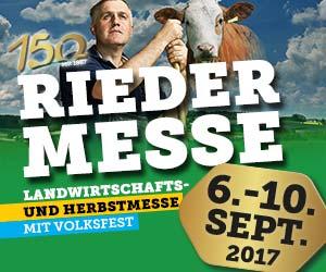 HEBA-Reifen in Mistelbach bei Wels Aussteller auf der RIEDER MESSE 2017