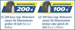 Michelin Herbstaktion 2017 bei HEBA-Reifen in Mistelbach bei Wels