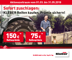 Kleber-Reifen Aktion 2018 bei HEBA-Reifen in Mistelbach bei Wels