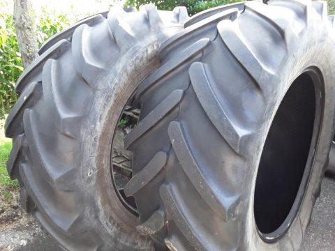 Michelin 600/65R38 bei HEBA-Reifen in Mistelbach bei Wels