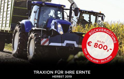 Vredestein Cashbach-Aktion Herbst 2019 bei HEBA-Reifen in Mistelbach bei Wels