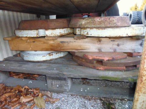 Radgewichte bei HEBA-Reifen in Mistelbach bei Wels