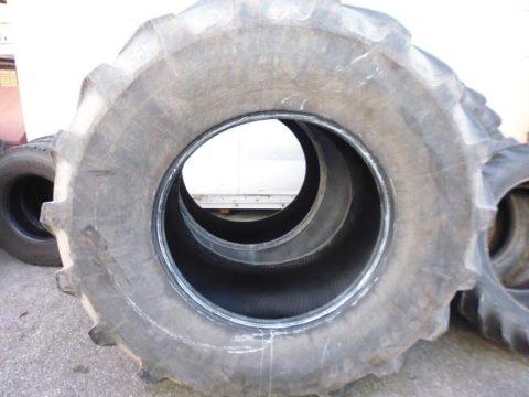 Michelin 800/70 R38 bei HEBA-Reifen in Mistelbach bei Wels