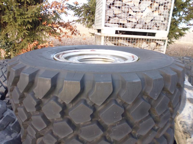 Michelin 395/85R20 bei HEBA-Reifen in Mistelbach bei Wels
