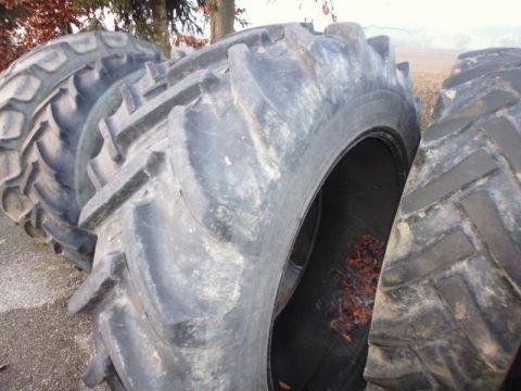 Michelin 420/85R38 bei HEBA-Reifen in Mistelbach bei Wels