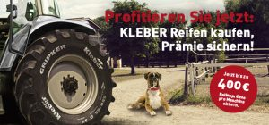 Kleber Reifen Herbstaktion bei HEBA-Reifen in Mistelbach bei Wels