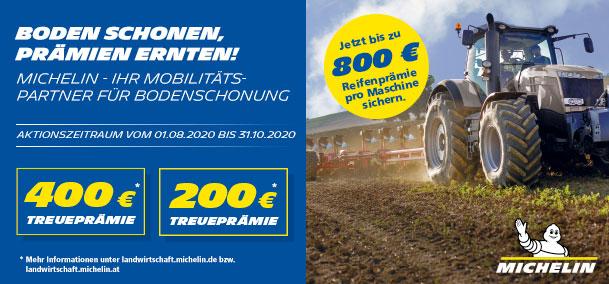 Michelin Herbstaktion bei HEBA-Reifen in Mistelbach bei Wels