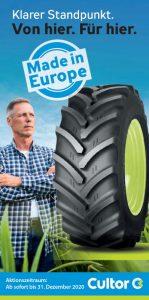 Cultor Aktion bei HEBA-Reifen in Mistelbach bei Wels